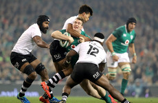 Farrell 'shook' by tough debut Test, but hungry for plenty more