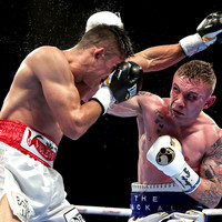 Frampton sees out enjoyable war with Garcia to return to winning ways in Belfast