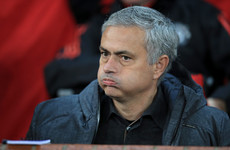 Mourinho: Manchester United lacked balance with attacking line-up