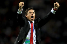 Chris Coleman the man tasked with digging Sunderland out of an almighty hole