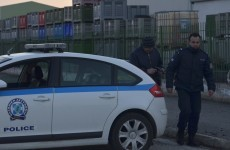 Gunman holds two people hostage in northern Greek factory