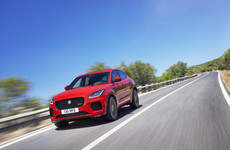 The Jaguar E-Pace baby SUV will arrive in time for Christmas