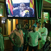 Army appeals for calm as Mugabe faces impeachment test in Zimbabwe