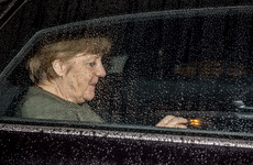 Angela Merkel looked a dead cert to lead Germany again but she's now fighting for her political life