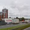 There are major tailbacks on the way in to Dublin on the N7 this morning