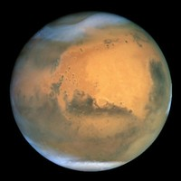 Is there food on Mars?