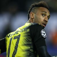 Aubameyang will face Tottenham following club-imposed suspension, Bosz confirms