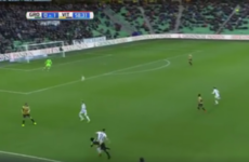 Chelsea defender's 40-yard own-goal in the Eredivisie needs to be seen to be believed