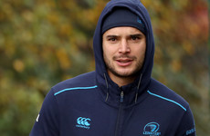 Lowe's Leinster debut on hold as Kiwi continues 'bedding-in' process
