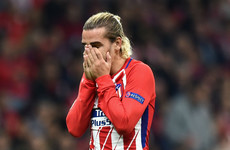 No regrets for Griezmann at staying with Atletico after summer links to Man United