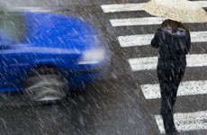 Heavy rain and snow ahead: Rainfall warning issued for Leinster and Munster