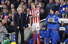 Record breaker - Crouch reached new Premier League milestone coming on for Stoke last night