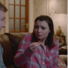 Everyone is talking about that, eh, 'romantic' proposal on Nowhere Fast last night