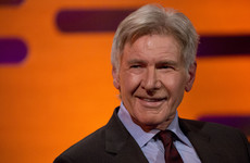 Harrison Ford turns into real-life hero after woman crashes car into ditch