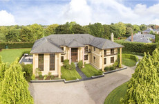 Five-bedroom Castleknock mansion with imaginative design inside and out