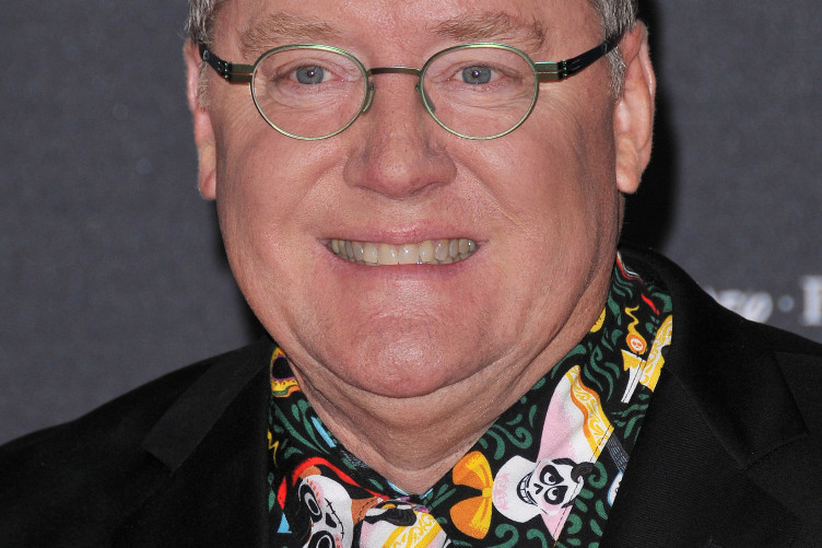 John Lasseter arriving at the premiere of Disney Pixar's Coco earlier this month.