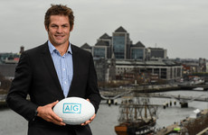 Richie McCaw: 'Having O'Gara there is something different. It's a great move'