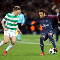 PSG punish sorry Celtic for early goal as they fire seven of their own in Paris