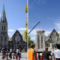 New Zealand earthquake cathedral to be demolished