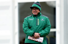 Connacht name strong starting XV in their bid for a fifth consecutive win