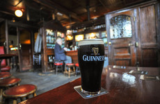 Thirsty troops will now have to pay €3.10 for a pint of Guinness