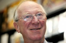Jack Charlton facing surgery today after fall down stairs at home