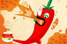 Eatyard is celebrating its 1st birthday this weekend with a super hot chili pepper eating contest