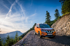 The updated Nissan X-Trail will be available with autonomous driving capability