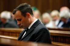 Oscar Pistorius sentence increased to 13 years and five months