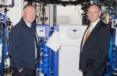 Setanta Sports' founders have joined a major investment in a Wicklow 'water tech' firm