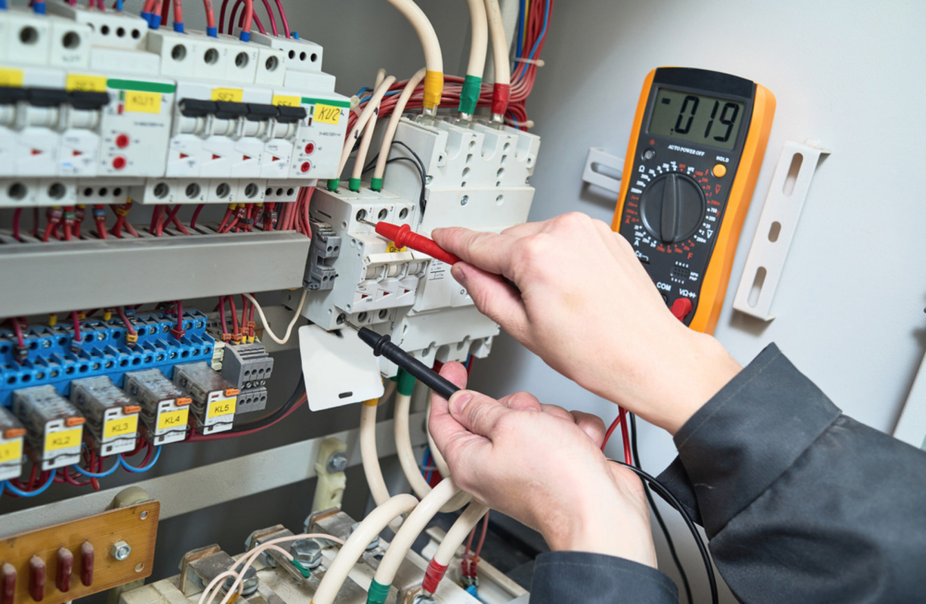 Laois Man Dies After Being Struck By Large Fuse Box At St Patricks Electrical He Was Removed To James Hospital Where Pronounced Dead