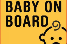 Mothers-to-be can now get baby on board badges for the train