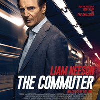 People are having serious craic with the title of Liam Neeson's new film 'The Commuter'