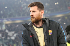 Confirmed! Lionel Messi signs contract extension with Barcelona