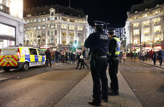 Oxford Circus: Two men hand themselves in after altercation that caused mass panic
