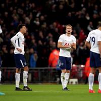 Tottenham slip up against manager-less West Brom