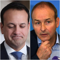 All to play for: Timely opinion poll shows FG dropping and FF catching