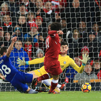 Salah continues incredible form but late goal leaves Liverpool frustrated