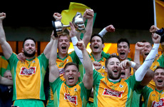 Record makers! Corofin out on their own in Connacht after extra-time win over Castlebar