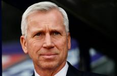 Alan Pardew in talks over 'attractive' West Brom job