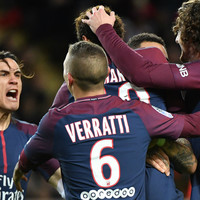 Cavani and Neymar on target as PSG go nine points clear in Ligue 1