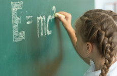 Government aims to boost the number of girls doing maths and science in the Leaving Cert