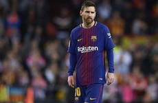 Lionel Messi's new contract has a €700 million buyout clause