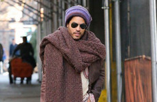 9 scarves you can buy to rival Lenny Kravitz's one