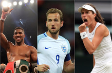 BBC reveals contenders for 2017 Sports Personality of the Year award