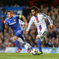 Frank Lampard gives credit to Liverpool's Salah for leaving Chelsea