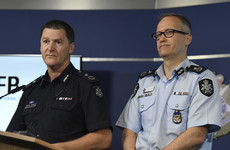 Australian police charge man over alleged New Year's Eve terror attack