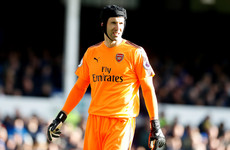 'It's only 13 games in' - Cech believes Arsenal can fight for the title