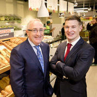 Salad chain Chopped has signed a multimillion-euro deal to spread across Spar's network