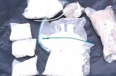Gardaí arrest four people in Cork after estimated €100k drug seizure